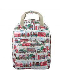 London Streets Multi Pocket Backpack