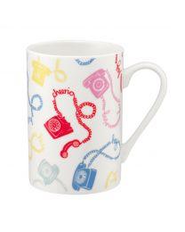 Telephones Grace Mug