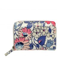 Large Welham Flowers Pocket Purse