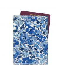Welham Flowers Passport Holder