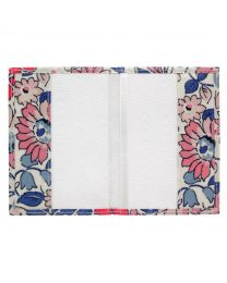 Large Welham Flowers Passport Holder