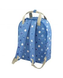 Inky Spot Multi Pocket Backpack