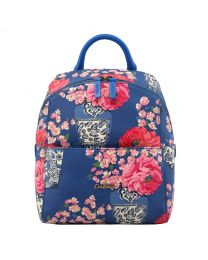 Blossom Vases Smart Zipped Backpack