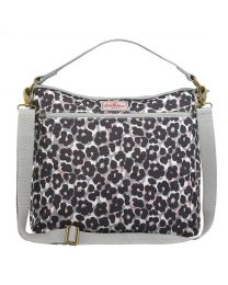Leopard Flower Tote Changing Bag