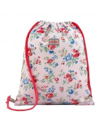 Holland Park Flower Kids Drawstring Reversible Bag