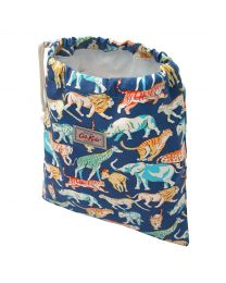 Safari Animals Kids Drawstring Wash Bag