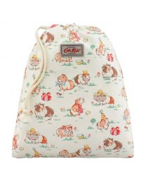Pets Party Kids Drawstring Wash Bag