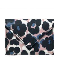 Leopard Flower Envelope Card Holder