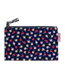 Lucky Rose Zip Purse