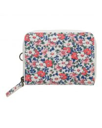 Meadowfield Ditsy Zipped Travel Purse