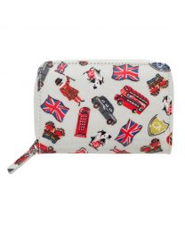 London Stamps Pocket Purse