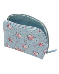 Lucky Bunch Curved Top Cosmetic Bag