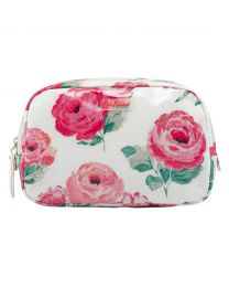 Small Beaumont Rose Classic Box Cosmetic Case