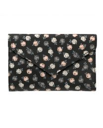 Lucky Rose Envelope Z Fold Wallet