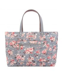 Wells Rose Reversible Shoulder Tote