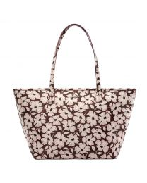 Stamp Floral The Elmhurst Tote
