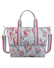 Hot Air Balloons Foldaway Double Decker Travel Bag - Small