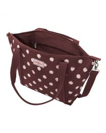 Smudge Spot Small Travel Handbag
