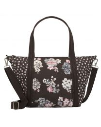 Scattered Woodstock Small Travel Handbag