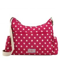 Mini Smudge Spot Foldaway Zipped Cross Body
