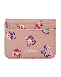 Woodstock Ditsy Printed Leather Card Holder