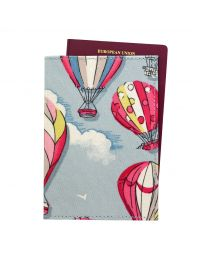 Hot Air Balloons Passport Holder