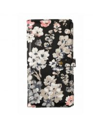 Woodstock Flowers Travel Wallet with Detachable Purse