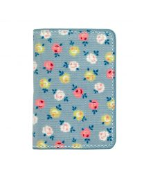 Lucky Rose Two-Fold Ticket Holder
