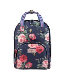 Antique Rose Multi Pocket Backpack