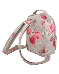 Antique Rose Mini Cross Body Backpack