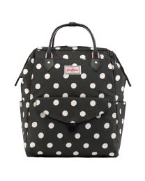 Button Spot Frame Backpack