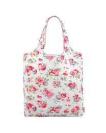 Wells Rose Foldaway Shopper