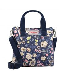 Pressed Flowers Mini Cross Body Tote