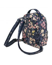Pressed Flowers Mini Cross Body Backpack