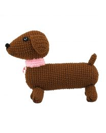 Crochet Sausage Dog