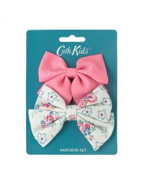 Lucky Bunch Kids Hair Bows 2pk