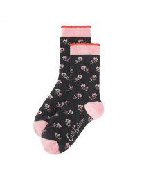 Paper Sprig Sock