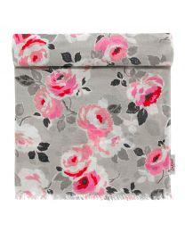 Paper Rose Shawl