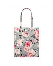Paper Rose Tall Zipped Shopper