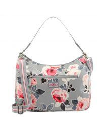 Paper Rose Curve Shoulder Bag