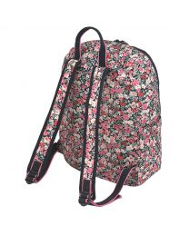 Paper Ditsy Foldaway Backpack