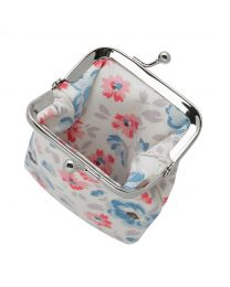 Island Flowers Kids Mini Clasp Purse