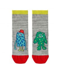 Boys Monster Sock