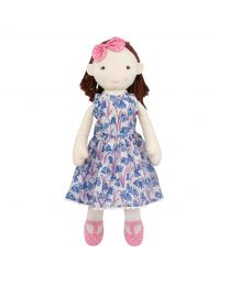 Bluebells Doll Dress