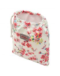 Wellesley Blossom Kids Drawstring Wash Bag