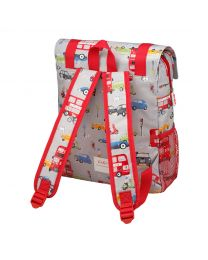 Billie's Travels Kids Boys Backpack with Mesh Pocket