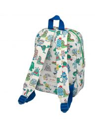Monsters Kids Medium Padded Backpack