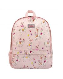 Prancing Ponies Kids Backpack With Mesh Pocket