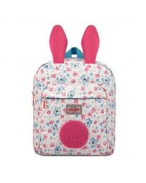 Island Flowers Kids Medium Bunny Backpack with Chest Strap