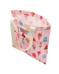 Little Ice Cream Kids Bookbag With Popper